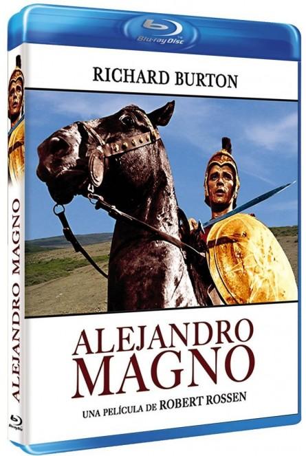 ALEJANDRO MAGNO (1956) (BLU-RAY)