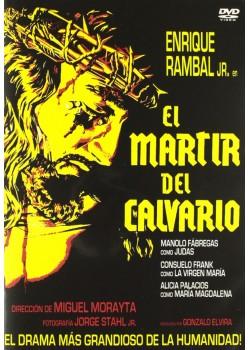 EL MARTIR DEL CALVARIO (DVD)