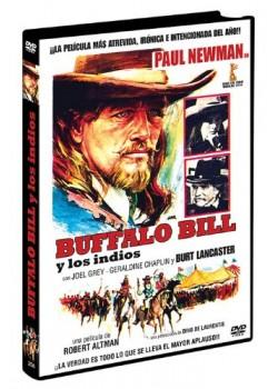 BUFFALO BILL Y LOS INDIOS (DVD)