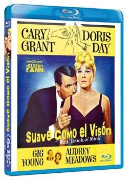 SUAVE COMO EL VISON (BLU-RAY)