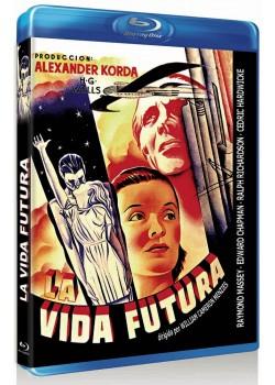 LA VIDA FUTURA (BLU-RAY)
