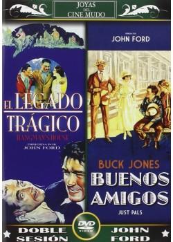 EL LEGADO TRAGICO + BUENOS AMIGOS (DVD)