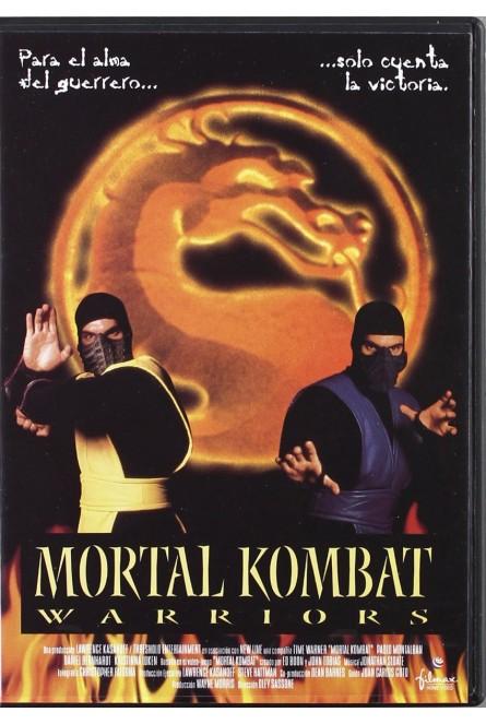 Mortal Kombat Warriors [DVD]