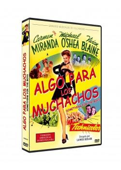 Algo  Para Los Muchachos  [DVD]