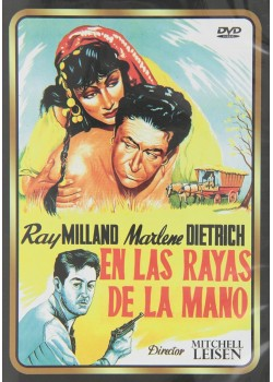 EN LAS RAYAS DE LA MANO (DVD)