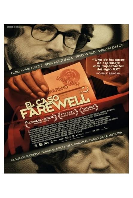 EL CASO FAREWELL (BLU-RAY)