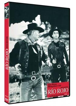 RIO ROJO (DVD)