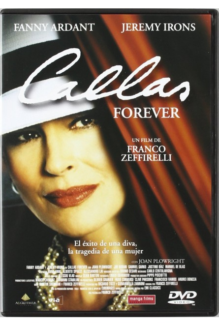 Callas Forever (Reed) [DVD]