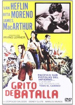 GRITO DE BATALLA (DVD)