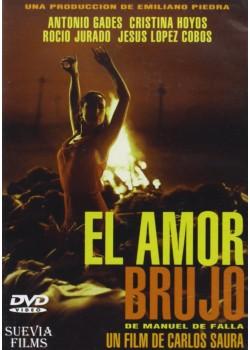 El Amor Brujo Dvd