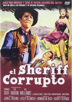EL SHERIFF CORRUPTO (DVD)