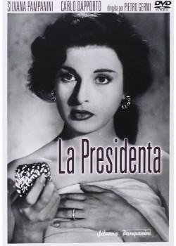 LA PRESIDENTA (DVD)