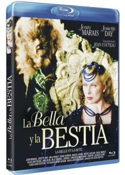 LA BELLA Y LA BESTIA (BLU-RAY)