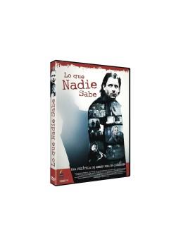 LO QUE NADIE SABE (DVD)