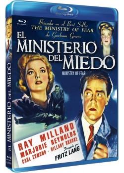 EL MINISTERIO DEL MIEDO (BLU-RAY)