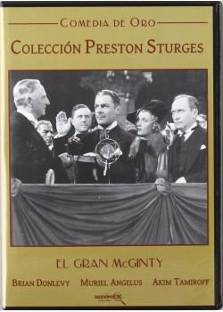 El Gran McGinty (V.O.S) [DVD]