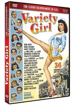 VARIETY GIRL (V.O.S) (DVD)