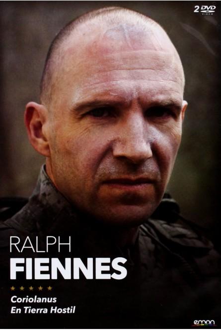 RALPH FIENNES: CORIOLANUS + EN TIERRA HOSTIL (DVD)