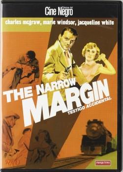 Testigo Accidental 1952 (RKO) (DVD) The Narrow Margin