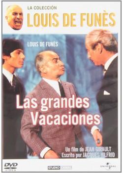 Las grandes vacaciones [DVD]