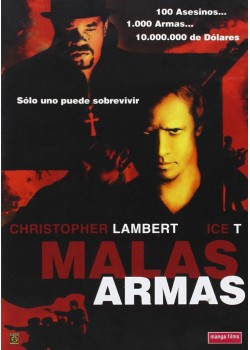 Malas armas DVD 1997 Mean Guns