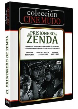 EL PRISIONERO DE ZENDA (DVD)