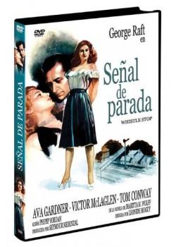 SEÑAL DE PARADA (DVD)