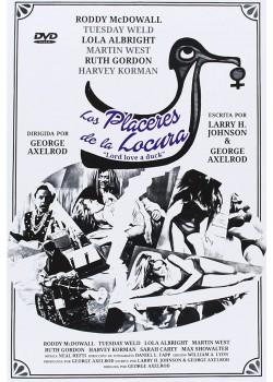 LOS PLACERES DE LA LOCURA (DVD)