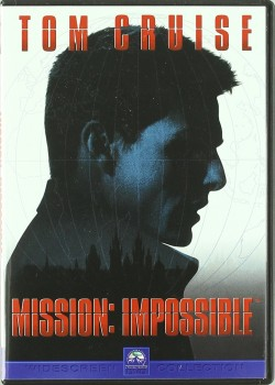 MISION IMPOSIBLE (DVD)
