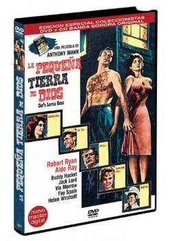 LA PEQUEÑA TIERRA DE DIOS (DVD+BSO)