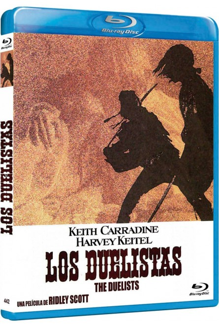 LOS DUELISTAS (BLU-RAY)