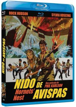 NIDO DE AVISPAS (BLU-RAY)