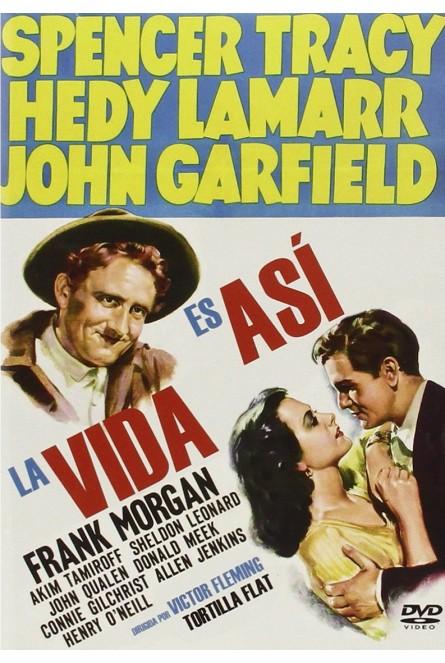LA VIDA ES ASI (DVD)