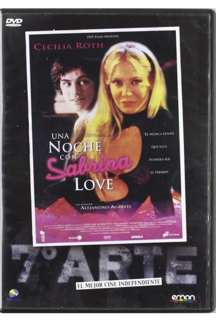 UNA NOCHE CON SABRINA LOVE: COLECCION 7º ARTE