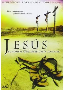 JESUS. EL HOMBRE QUE UD. CREIA CONOCER (DVD)