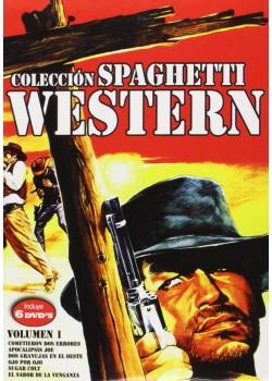 Spaguetti Western 1 -6dvd-