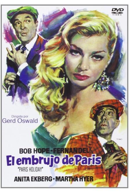 EL EMBRUJO DE PARÍS (DVD)
