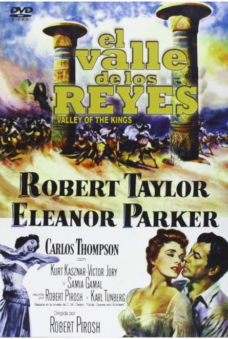 EL VALLE DE LOS REYES (DVD)