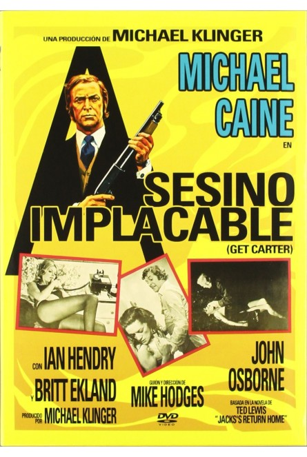 Asesino Implacable [DVD]