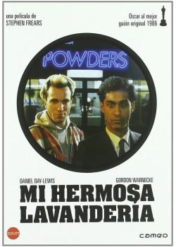 MI HERMOSA LAVANDERIA (DVD)