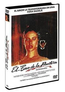 EL BESO DE LA PANTERA (DVD)