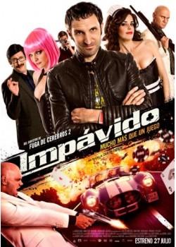 IMPAVIDO (DVD)