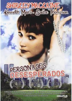PERSONAJES DESESPERADOS (DVD)