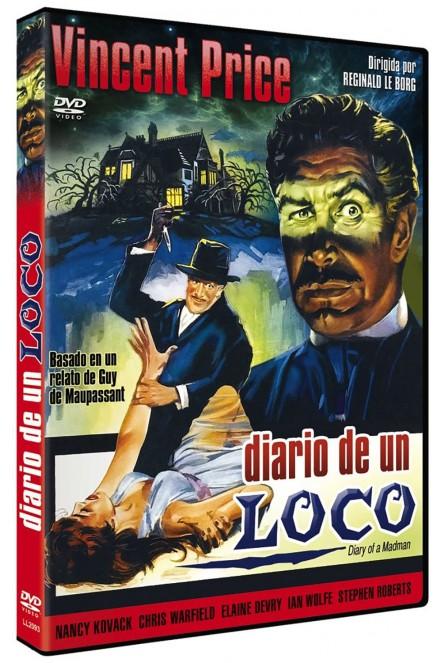 El Diario De Un Loco [DVD]