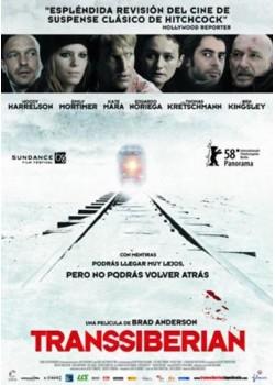 Transsiberian [DVD]