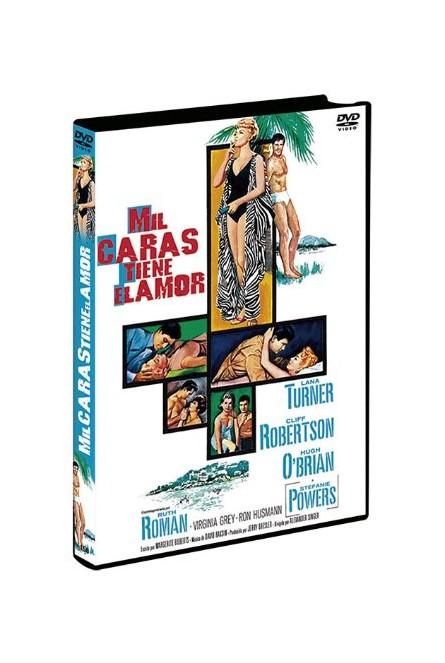 MIL CARAS TIENE EL AMOR (DVD)