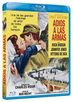ADIOS A LAS ARMAS (BLU-RAY)