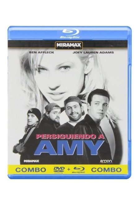 Persiguiendo A Amy (DVD + BD) [Blu-ray]