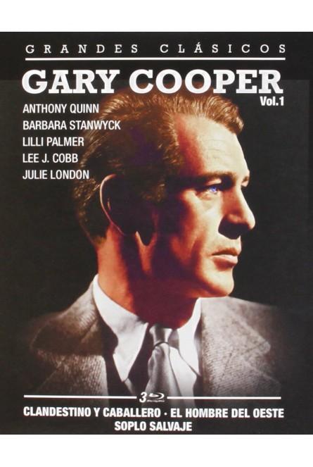 PACK GARY COOPER VOL 1 (BLU-RAY)