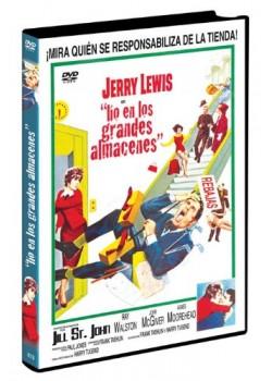 LIO EN LOS GRANDES ALMACENES (DVD)